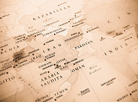 International Relations Theory through the Middle East