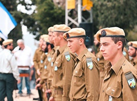 The Military Establishment and the State in Israel